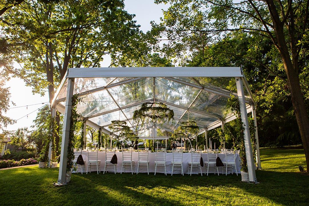strutture modulari per matrimoni Veneto